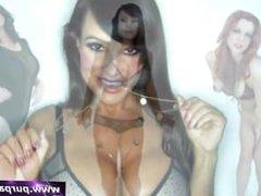 Lisa Ann Jayden Jaymes and Jayden Cole XXX Porn Lesbian Sex