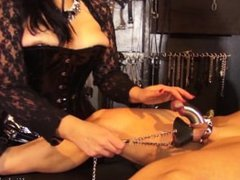 nipple and CBT slave