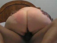 Interracial Amateur BBW Sex Compilation (10 clips)