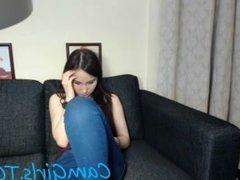 Virgee a Liechtenstein babe ink enjoy herself on camera cam2cam