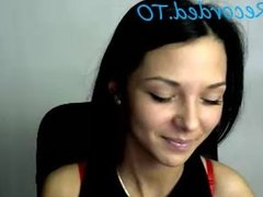 Hot Teen Micronesia teen hard on webcam