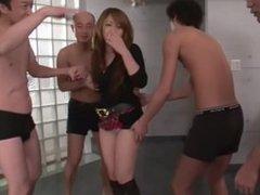 Ikinari Bukkake tai Vol 4 - Scene 1