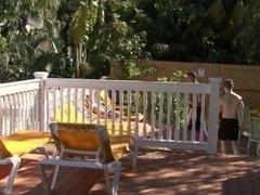 Key West Cum - Scene 1