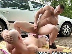 Gay big black cock sex free jerk off movie