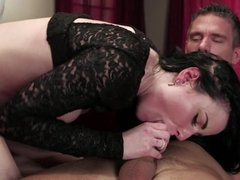 Veruca James Fucked By Hunsband's Friend