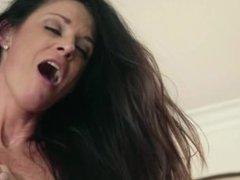 Hot Milf India Summer Massaged And Nailed