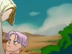Dragon ball z 18 viola a trunks sub español