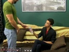 Gay butt fucked porn emo moves The youthfull Latino stud goes over to see
