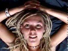 Orgasm blonde girl in webcam - CAMS69.ORG