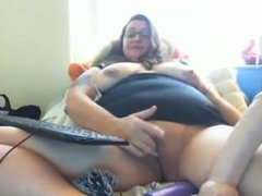 GIRLS WITH BIG TOY .My live webcam show - 4xcams.com
