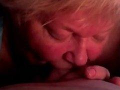 Amazing bbw blowjob