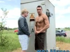 Urinal piss gay sex Anal Sex With Mother-Nature!