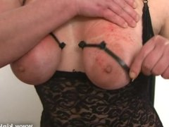 Self torture and orgasms