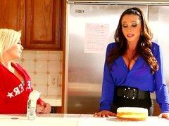 Step Mommy Ariella Ferrera and Maddy Rose
