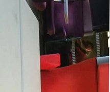 branle et ejac dans le TGV 2