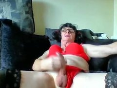 sissy karen wanks and eats cum of wifes picture