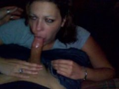 Girlfriend Loves Suckin Big Cock Anywhere