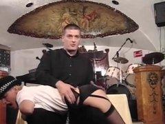 british police woman spanked