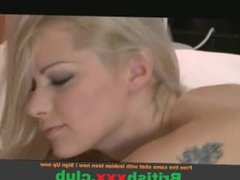 incredible British step mom lesbians sex tape