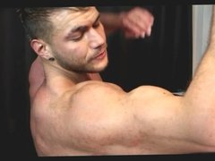 Cocky Muscle Hunk
