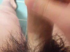 tiny dick oil handjob
