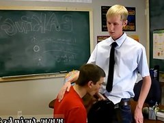 Gay twink sex video Ace Sterling stands at