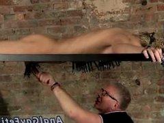 Greek boy sex Blindfolded gimp man Reece has found himself roped to it,