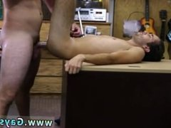 Teen gay suck anal Dude moans like a lady!
