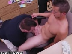 Nude native american hunk films Guy finishes up with anal invasion