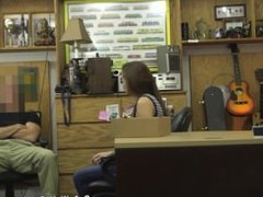 Spying camera captures pawn shop sex