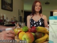 Teen piss swallow Minnie Manga gobbles breakfast with John and David. How