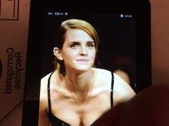 Emma Watson Cum Tribute