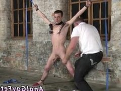 Fat male porn video watch Sean McKenzie is strapped up and at the grace