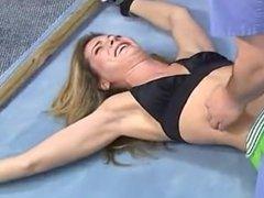 Tickle Challenge Jolene