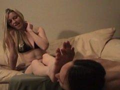 Lick my soles....yeah... pt.1