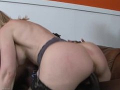 Nina Hartley Loves Black Cock