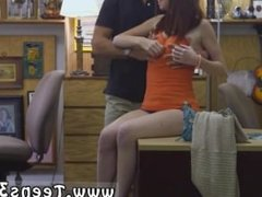 2 girls big tits Jenny Gets Her Ass Pounded At The Pawn Shop
