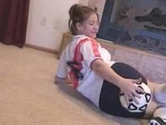 Mandy Soccer Practice Farts