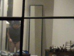 Hotel Window 105