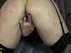 Mature Aunty with Hot Body and Thirsty Pink P