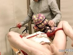 BDSM hardcore action with ropes and extreme i