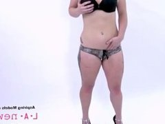 CUTE BLONDE IS FUCKED AT PHOTOSHOOT AUDITION