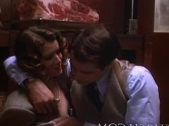 Carrie Fisher (Leia from Star wars) underwear scenes