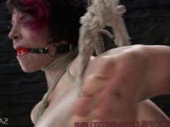 Bound Beauty Brutalized