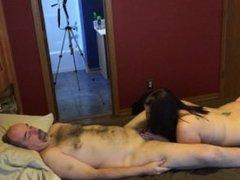 Cocksucking Slut Missy Sucking Dick Blasted With Cum