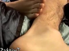 Young free gay emo first time Fleshlight Foot Fun For Str8 Boys