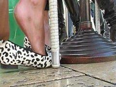 Dipping In Dalmatian Flats