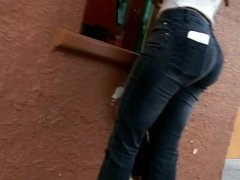 teen in tight jeans 10