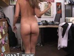 Big tit teen double penetration hd Card dealer cashes in that pussy!