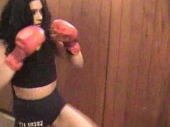 Goth Karate Goddess